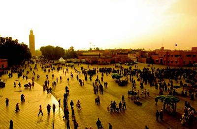 Jema al-Fna Square in Marrakech-400.jpg
