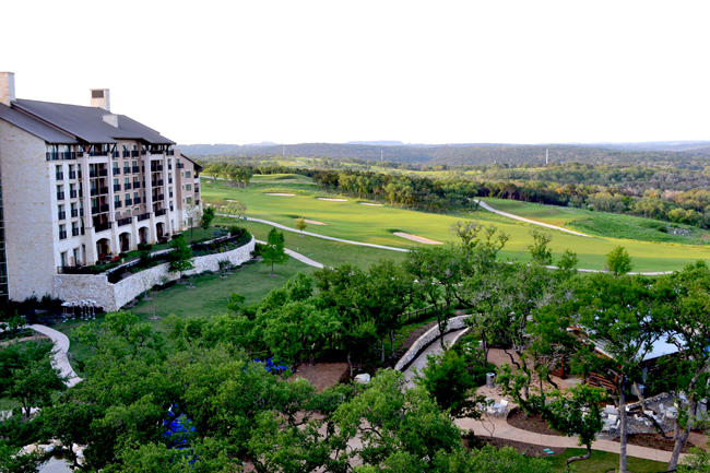 The Boomer Brief Reviews The Jw Marriott San Antonio Hill