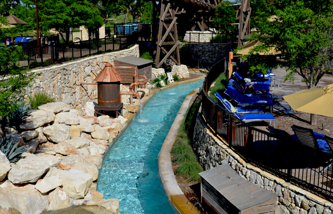 Jw Marriott San Antonio Hill Country Dining And Activities