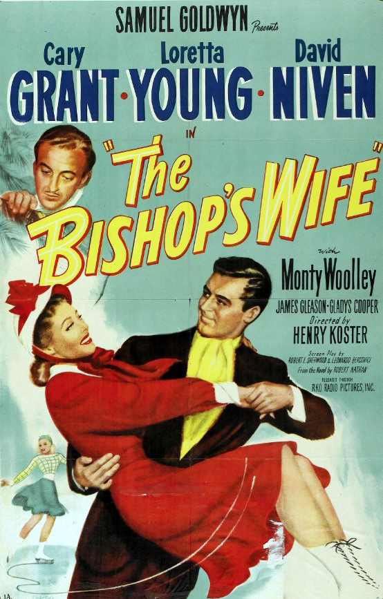 The Bishop's Wife - Poster - 554.jpg