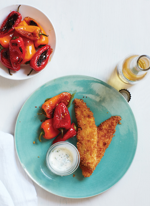 Panko Ranch Chicken Strips with Grilley Soy Pepper petites 600.jpg