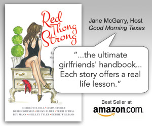 Red Thong Strong: Girlfriends Little Secrets to Smoothing Lifes Panty Lines